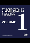 Student Speeches for Analysis Volume 1
