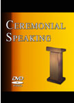 Ceremonial Speaking