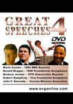 Great Speeches Volume 4
