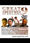Great Speeches Volume 9