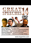 Great Speeches Volume 14