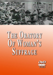 The Oratory of Woman's Suffrage